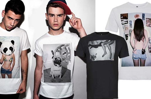 STYLE : New Love Club tees for only 12,6€