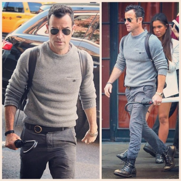 Justin-Theroux-wears-Acne-chet-op-mottled-grey-wool-sweater-with-button-pocket-acne-studios-crew-neck-sweater-out-in-NYC-22