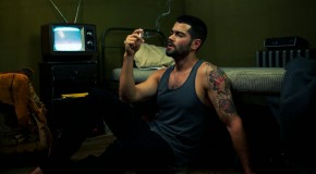 PEOPLE : a contemplative Jesse Metcalfe for Stephen Busken