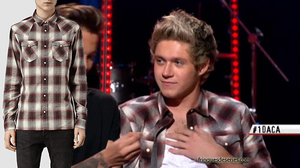 One direction chest hair