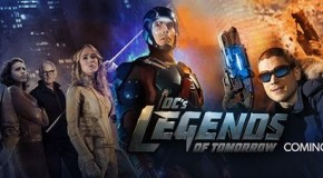 SÉRIES : Legends of tomorrow… not tomorrow, but soon