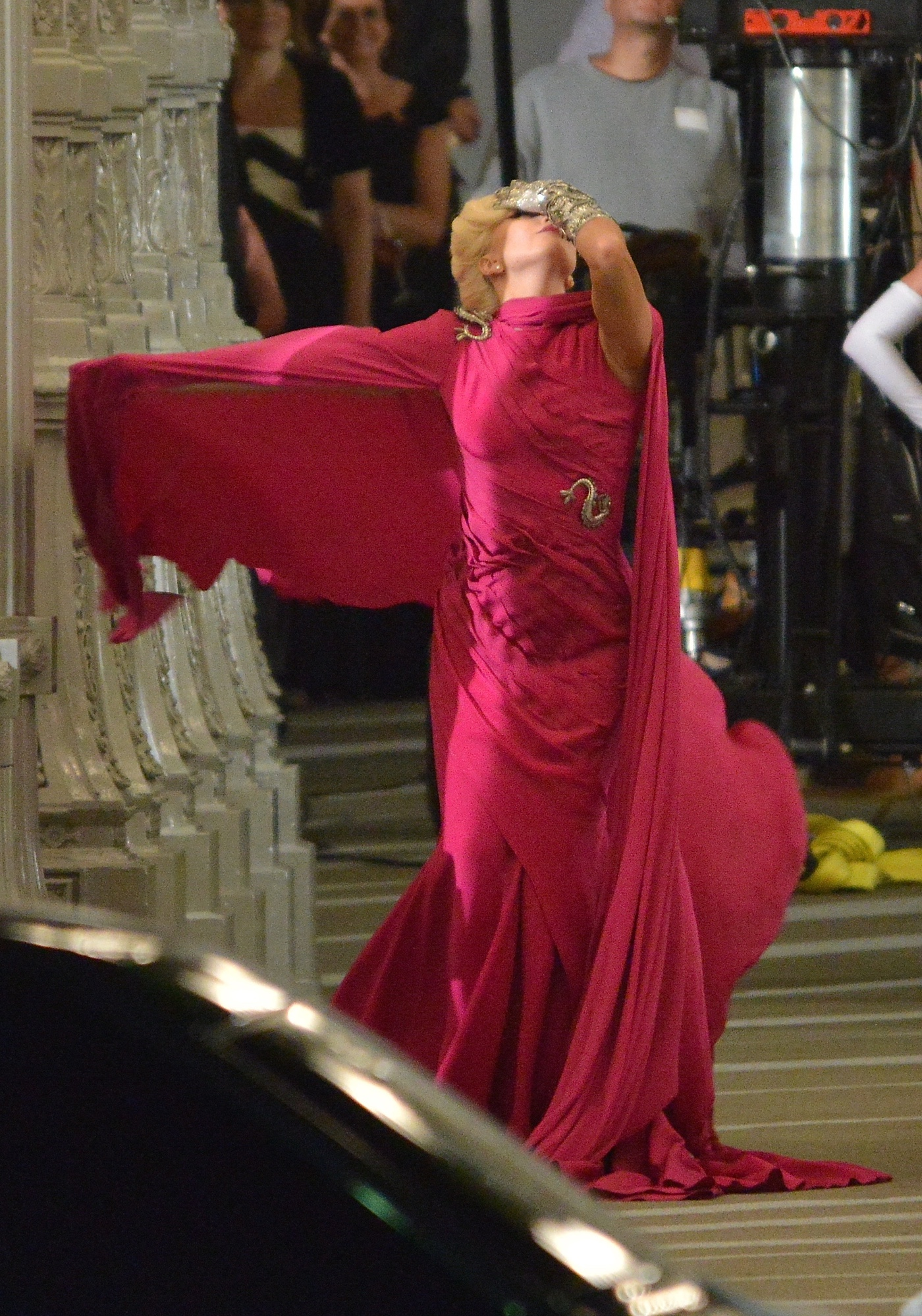 bornthiswayismyanthem: Lady Gaga as The Countess in