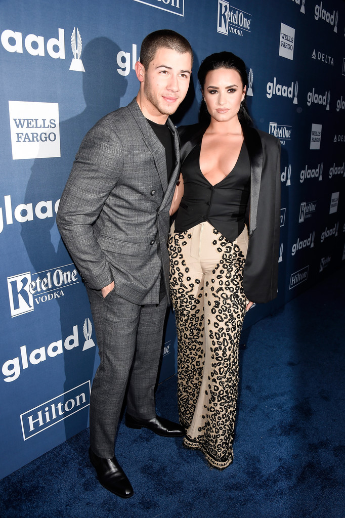 Nick+Jonas+Red+Carpet+27th+Annual+GLAAD+Media+CVA0M2oYRTOx