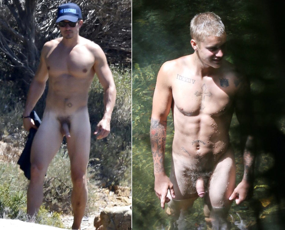 Orlando bloom breaks his silence over naked pictures