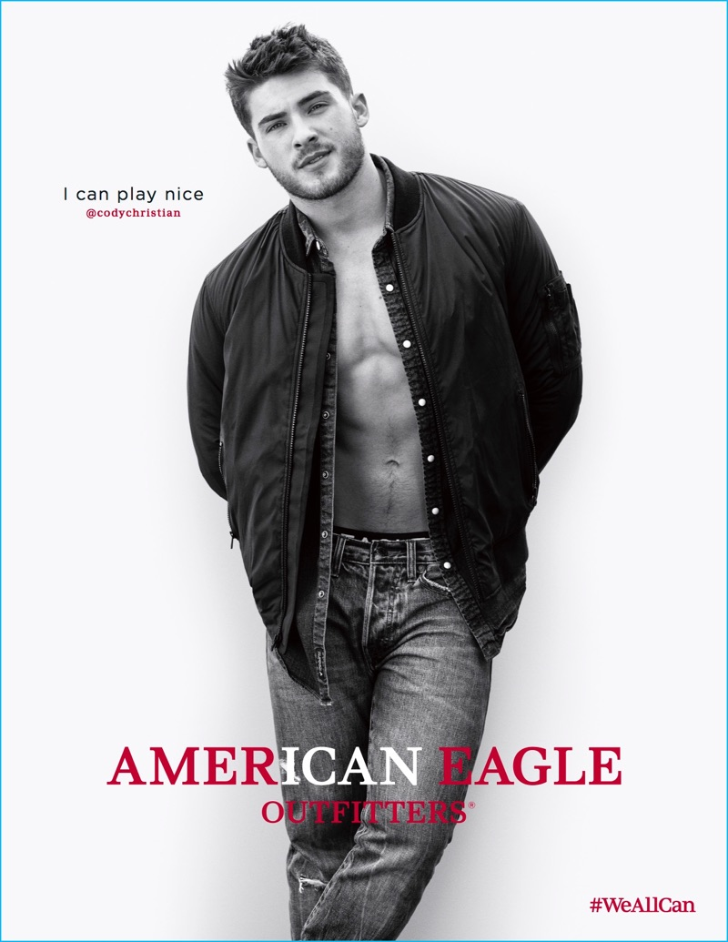 American-Eagle-Outfitters-2016-Fall-Winter-Campaign-Cody-Christian