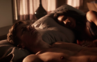 THE FLASH : Barry Allen, shirtless in s3ep10
