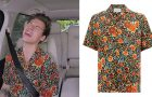 STYLE : Harry Style and James Corden in Gucci for their carpool karaoke session