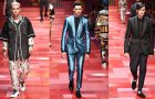 MILANO : Noé Elmaleh and friends for Dolce & Gabbana