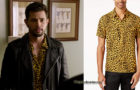 DYNASTY : Sammy Jo with a leopard-print shirt in s1e20