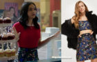 RIVERDALE : floral skirt for Veronica in s2ep16