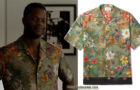 DYNASTY : Gucci shirt, again, for Jeff in s2e1
