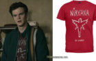THE BOYS :  Hughie's  Nirvana t-shirt in episode 1