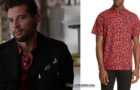 DYNASTY : red leopard shirt for Sam in s3e01