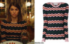 HOME FOR CHRISTMAS : Johanne's iconic sweater