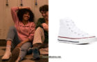 I AM NOT OKAY WITH THIS : Dina's white sneakers in the entire season