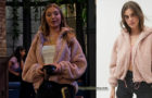 THE EXPANDING UNIVERSE OF ASHLEY GARCIA : Brooke's pink jacket in S1E03