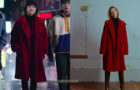 ITAEWON CLASS : Jo Yi Seo's red coat in S1E01